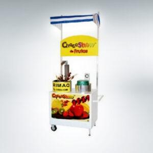 Máquina Cascata de Chocolate