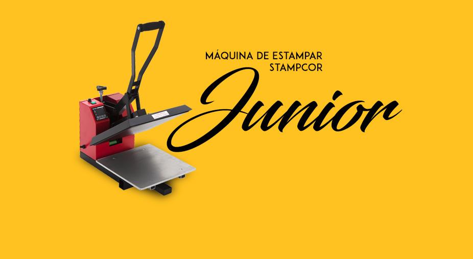 Máquina de Estampar Stampcor Junior