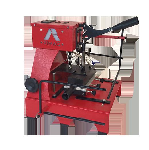 Máquina de Hot Stamping P5 - personalização