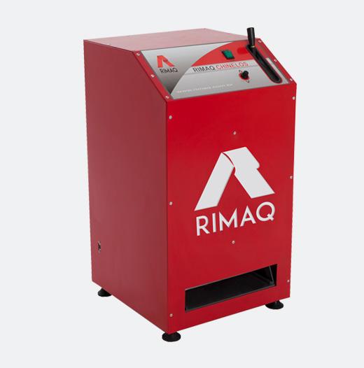 Máquina de fazer chinelos automática