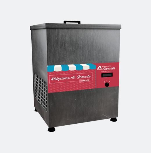 Máquina de Picolé Rimaq
