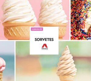 Máquina de sorvete Expresso