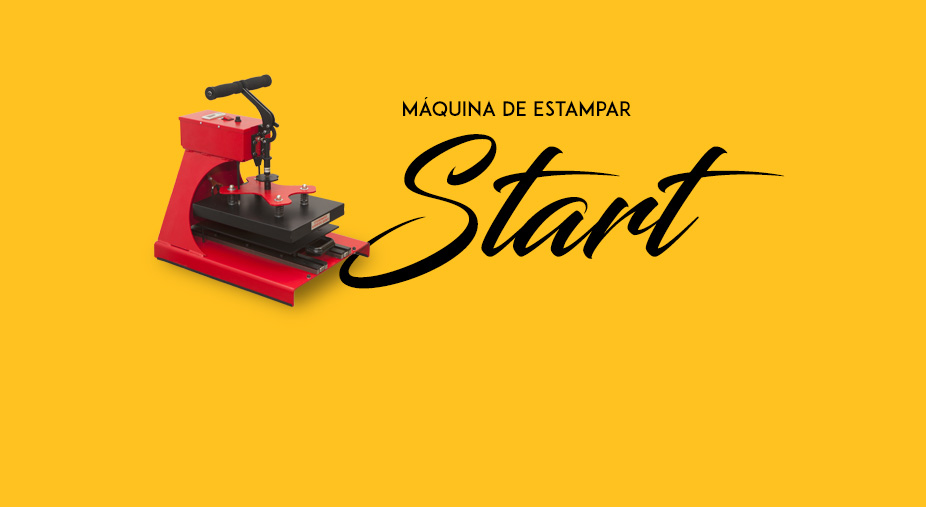 Máquina de Estampar Stampcor Start