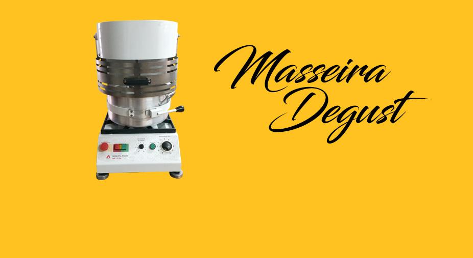 Máquina masseira Degust Rimaq