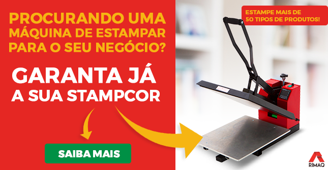 Máquina de Estampar Stampcor Plus